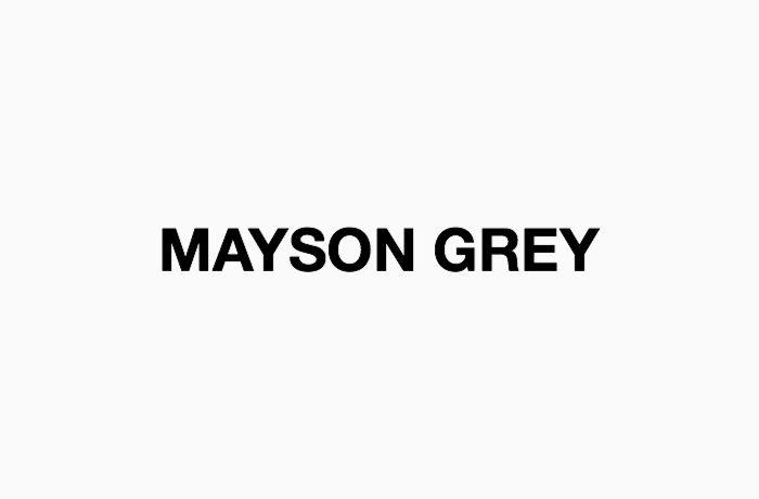 MAYSON GREY(メイソングレイ)な...